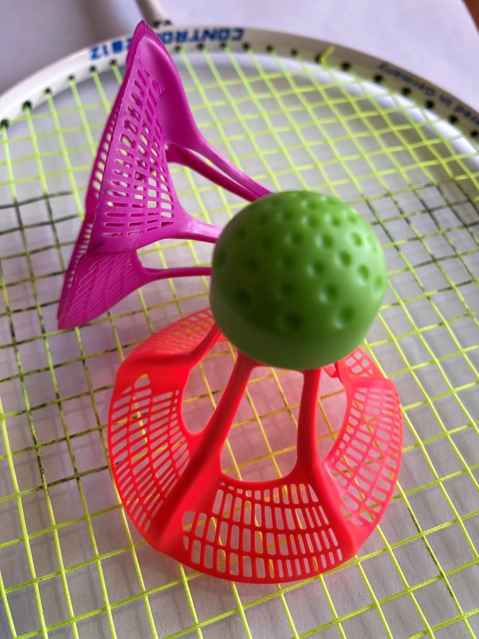 Air Badminton